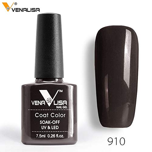 Esmalte uñas gel Venalisa Gel Soak Off UV LED Color
