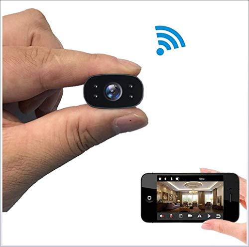 Micro Smart Wireless WiFi kleine camera 1080P bewaking netwerk camera mini HD infrarood nachtzicht groothoek videorecorder
