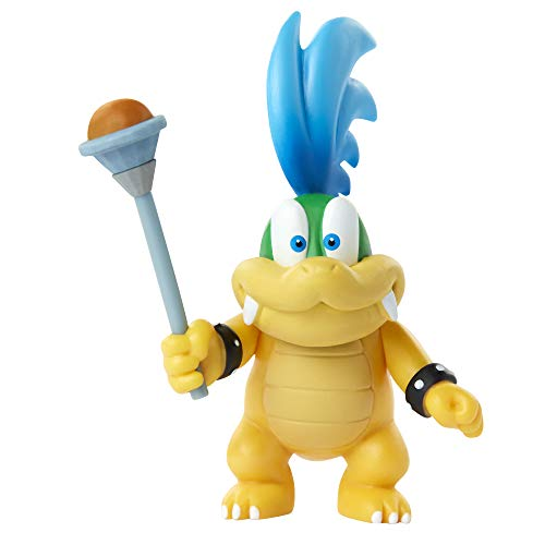 SUPER MARIO Action Figure 2.5 Inch Larry Koopa Collectible Toy