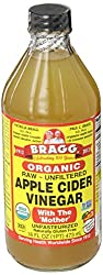 best apple cider vinegar, apple cider vinegar, avc, braggs organic raw apple cider vinegar