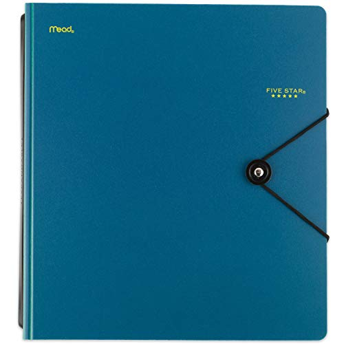 """Five Star D-Ring Binder, 1"""" Expanding Spine, 225 Sheet Capacity, Assorted Colors, Color Selected for You, 1 Count (26246) Photo #3"""