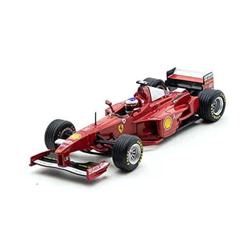 MBA-SPORT Michael Schumacher Ferrari F300 Sieger Francia GP F1 1998 1:43