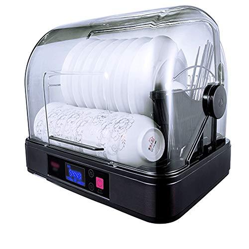 Desinfectie kabinet huishouden desktop mini reiniging kabinet kleine UV-hoge temperatuur desinfectie 28 l capaciteit B