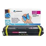 LOSMANN 1x Toner Magenta Compatible para Samsung 506L CLT-M506L M506 para Samsung CLP-680 CLP-680DW CLP-680ND CLX-6260FD 6260FR CLX-6260FW CLX-6260ND CLX-6260 Premium Line Laserdrucker 6000 páginas