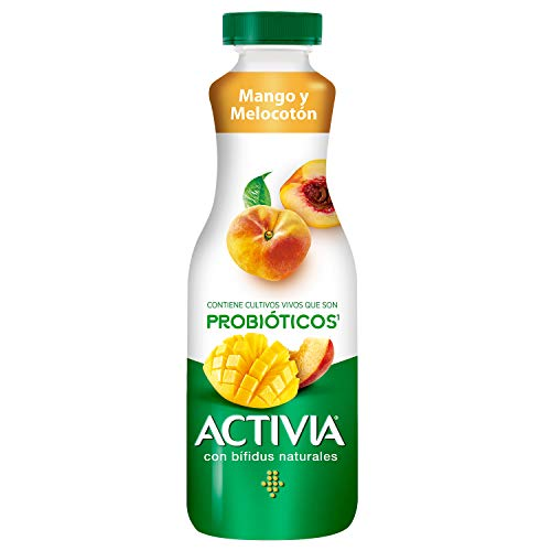 Activia Bebible Mango Y Fruta De La Pasión 550 g