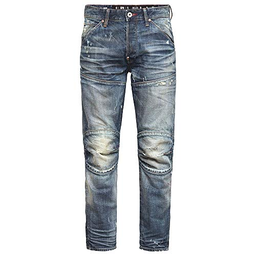 G-STAR RAW 5620 3D Original Relaxed Tapered Jeans, Antic...