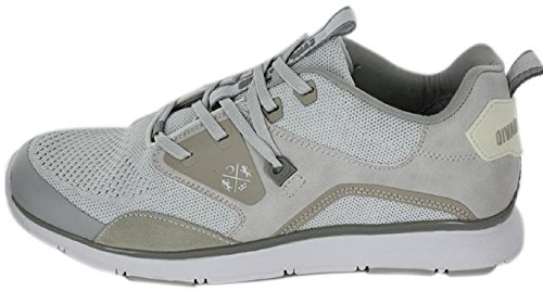 Camp David Herren Atmungsaktiver Knit Sneaker, Low