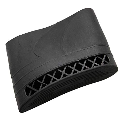 Zsling TPR Rubber Slip On Recoil Pad for Rifle, Shotgun and Butt Gun Protective Black