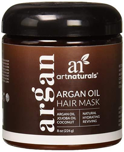 Masque capillaire à lhuile dargan, 8 oz (226 g) - Artnaturals