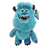 N A 25cm Plush Monsters University Sulley Sullivan Peluches para niños Cumpleaños 25cm Azul