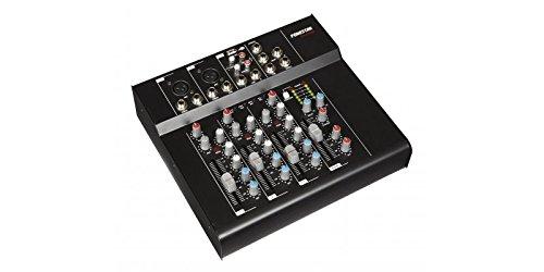 Fonestar sm-2400u 3canales 20–20000Hz negro mesa de mezclas audio–Mesas de mezclas de audio (3canales, 20–20000Hz, 15Db, 2500Ohm, 6,3mm, sector)
