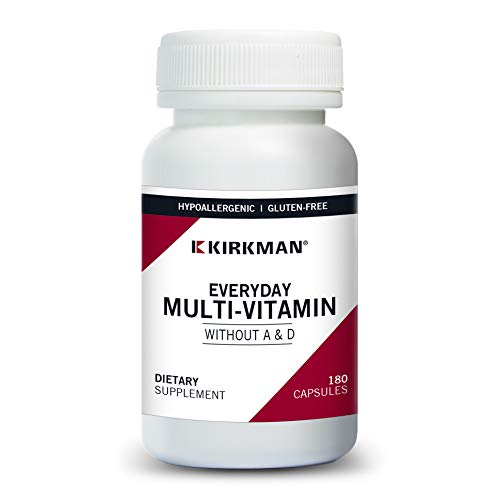 Everyday Multi-Vitamin Without A & D