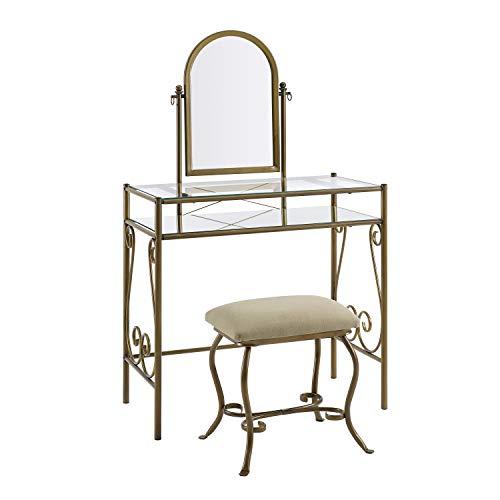 espejo envejecido fabricante Linon