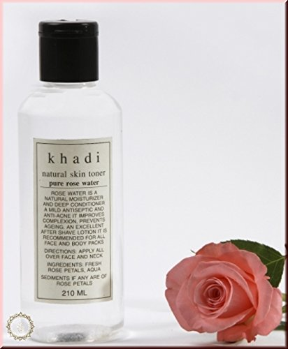 Khadi Bio - Acqua di Rosa 210 ml