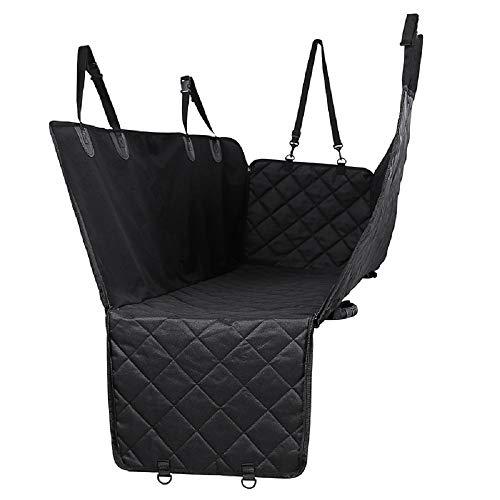 GDDYQ Autostoelhoes voor honden, waterdicht en krasbestendig, voor achterstoelen, honden, hangmat, geschikt voor alle beschermers voor autostoelen