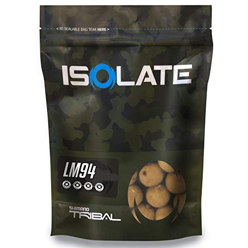 SHIMANO Fishing Boilies Isolate LM94 20 mm, 1 kg