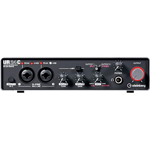 Steinberg UR24C - Interfaccia audio