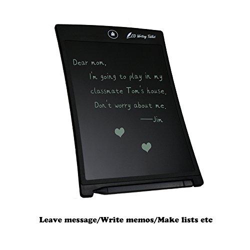 『iQbe 電子メモパッド 電子メモ帳 デジタルペーパー LW01-BK ブラック』の6枚目の画像