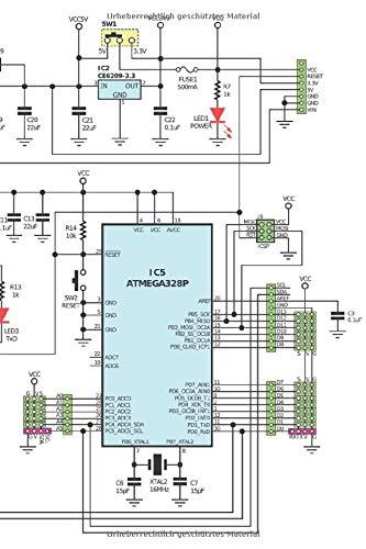 Skizzenbuch Elektronik