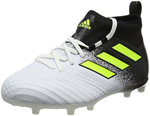 adidas Reebok Unisex ACE 17.1 FG Fußballschuhe, Weiß (weiß weiß), 36 2/3 EU