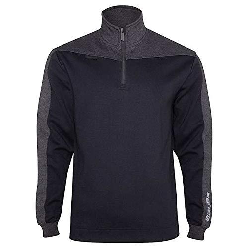 Bauer Hoodie Premium Fleece 1/4 Zip SR, S