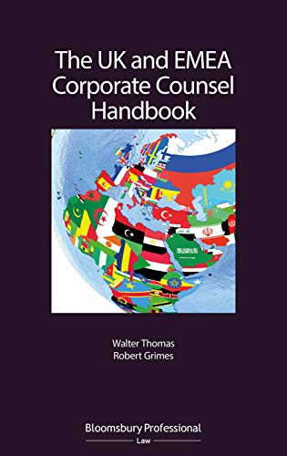 The UK and EMEA Corporate Counsel Handbook (Criminal Practice Series) (English Edition)