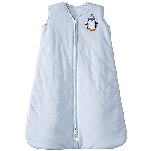 HALO Winter Weight Sleepsack, Blue Penguin, Large