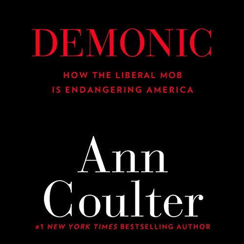 Demonic audiobook cover art