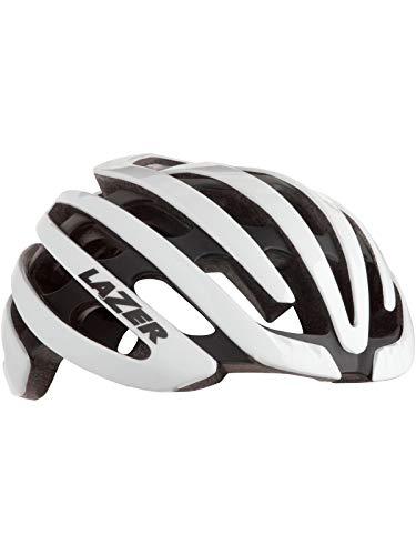 Lazer Casco Z1 MIPS (L) Ciclismo, Adultos Unisex, Blanco(Blanco)