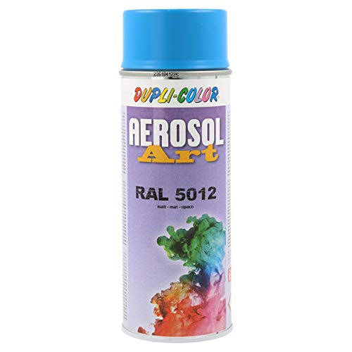 Dupli-Color 741487 Aerosol Art Ral 5012, 400 ml, matt