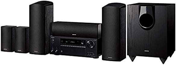 Onkyo HTS7800 HT-S7800 5.1.2-Channel Network A/V Receiver/Speaker Package