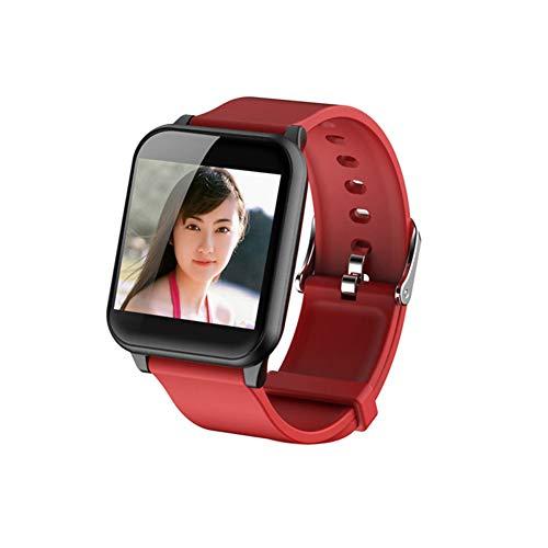 Classicoco Horlogebandje, armband, hartslagmonitor, hartslagmonitor, smartwatch, waterdicht, voor Android iOS