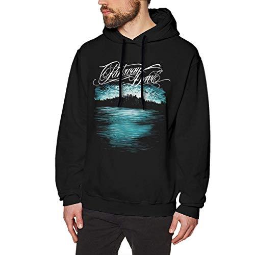 DDECD Sudadera con Capucha, ChristieAHodge Parkway Drive Mens Comfortable Long Sleeve Hooded Sweatshirt