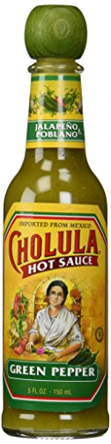 Cholula Green Pepper 150ml