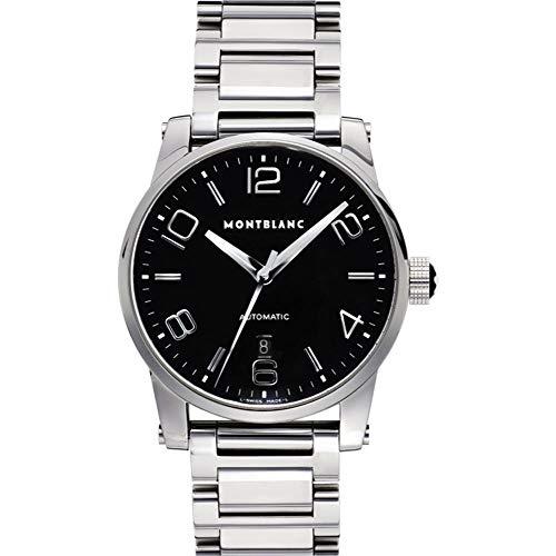 Montblanc Reloj de Mujer automático 42mm Correa y Caja de Acero 09672