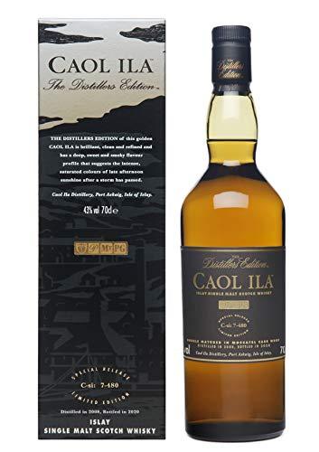 Caol Ila Distillers Edition 2020 Single Malt Whisky (1 x 0.7 l)