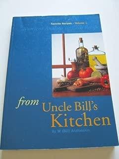 Best uncle bill's kitchen Reviews