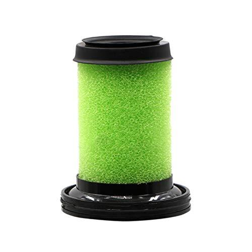 Ymhan 1 unids Reemplazo Lavable Verde Limpiador de aspiradora Filtros FILTROS Ajustar para GTECH AIRRAM MK2 / AIRRAM MK2 K9 Piezas de aspiradora