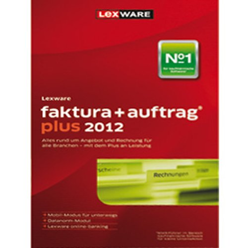 Lexware Faktura+Auftrag Plus 2012 [Download]