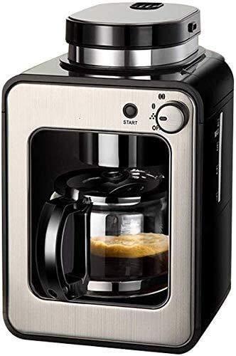 HYL Kaffeeautomat Tropfenfilter System Espresso Kaffeekanne Haushalt Kleinautomatik intelligente Isolierung Teemaschine, Küchenutensilien RVTYR