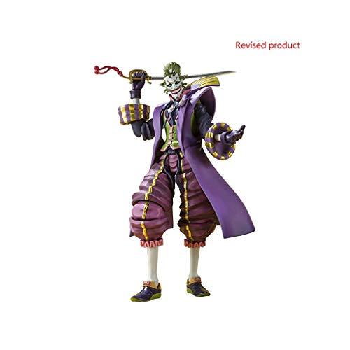 Yang baby Ninja Batman: El Joker S.H.Figuarts Figura, 6.4