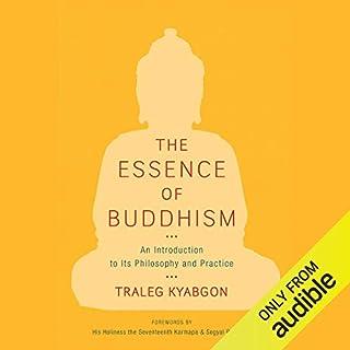 Essence of Buddhism Titelbild