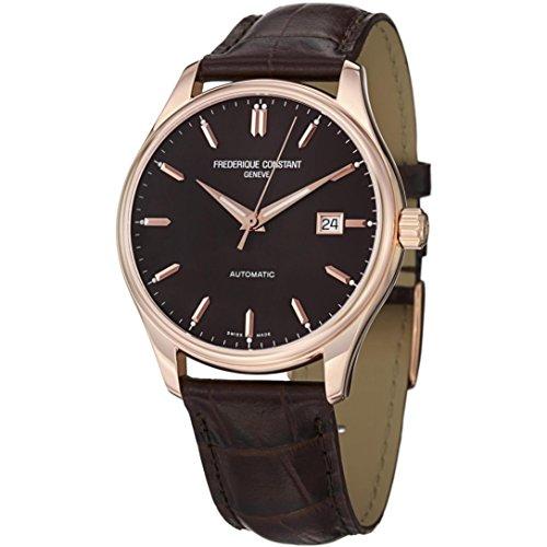 Frederique Constant FC-303C5B4 - Reloj para Hombres, Correa de Cuero C
