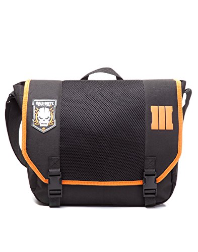 Sac Bandouliã¨Re 'Call Of Duty: Black OPS III' - Bandouliere - Skull Patch [Importación Francesa]