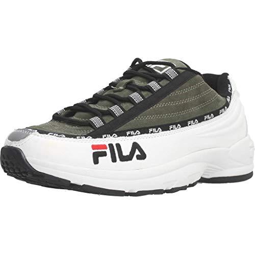 Fila Damen Laufschuhe DSTR97 S Weiß 44 EU