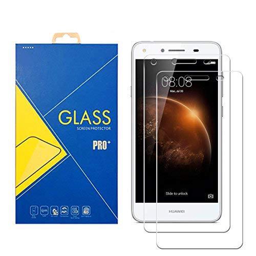 [2 Pack] Panzerglas Schutzfolie Huawei Y5 II Pro - Gehärtetem Glas Schutzfolie Bildschirmschutzfolie für Huawei Y5 II Pro