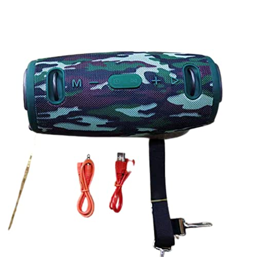 40 W High Power Bluetooth Speakers Subwoofer T W S Wireless Portable Outdoor Waterproof Music Player Sound Box Column Caixa De Som