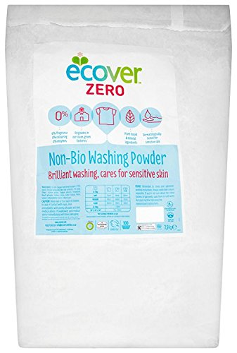 Ecover Zero Non Bio Laundry Powder, 100 Wash