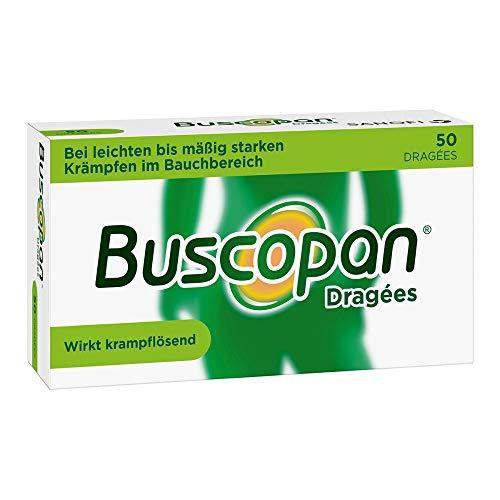 Buscopan Dragées bei leic 50 stk