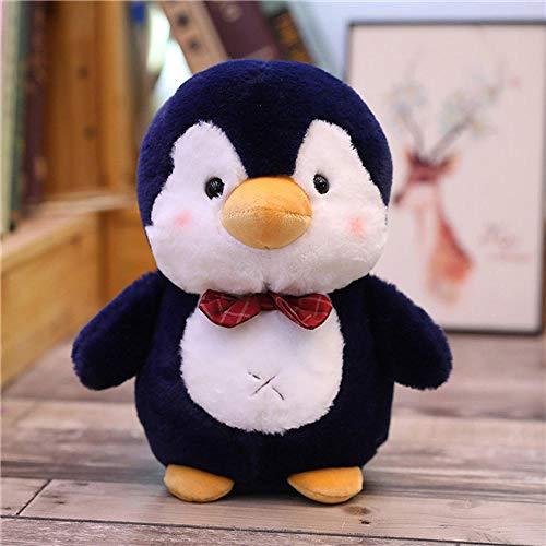 BOIPEEI 1 Pza 20Cm encantadores Juguetes de Peluche de Animales Suaves para niños Dibujos Animados Koala hámster pingüino muñeco de Peluche Lindo Regalo de cumpleaños para bebé